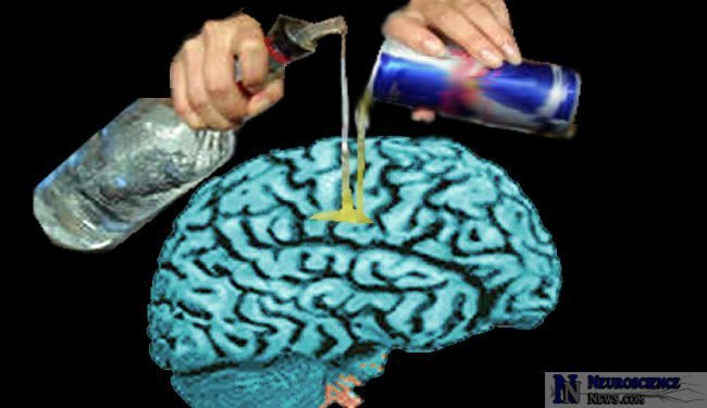 Drinking Energy Beverages Mixed with Alcohol May Be ...
