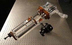This image shows the robotic needle.