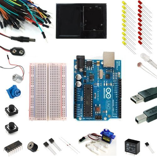 Arduino uno ultimate starter kit includes page