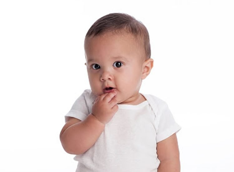 Photo of a baby.