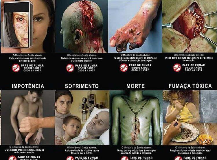 Anti smoking images.