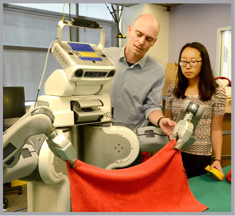 Deep Learning: A Giant Step For Robots