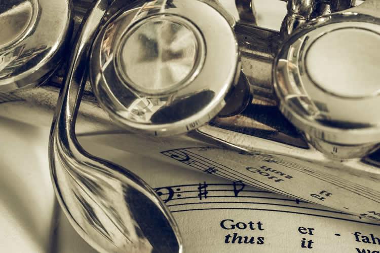 Image shows sheet music.