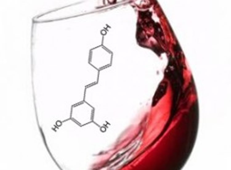 Image shows a glass of wine.