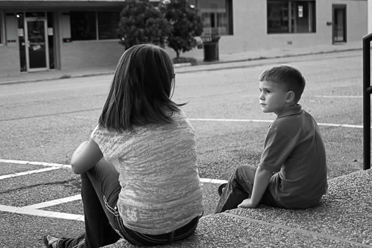 Image shows kids.