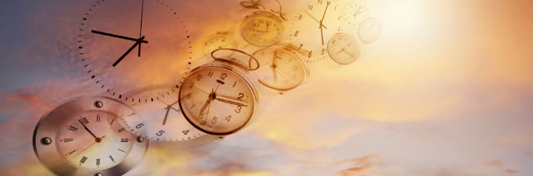 Image shows clocks.