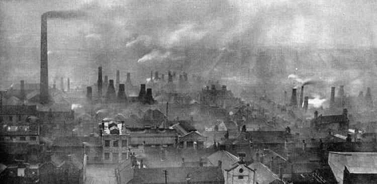 Industrial Revolution Left a Damaging Psychological ...