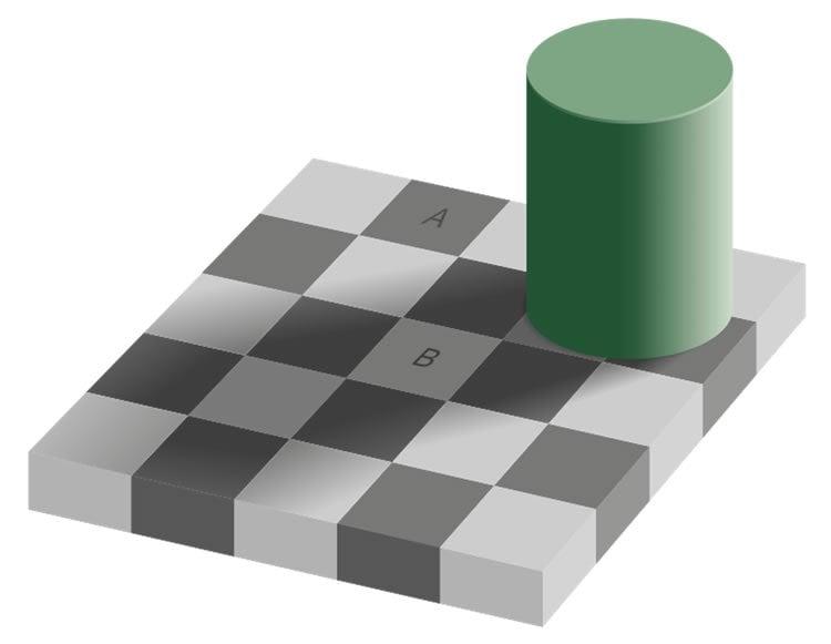 shadow illusion