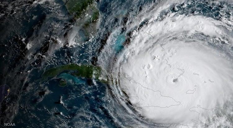 Hurricane Irma from NOAA