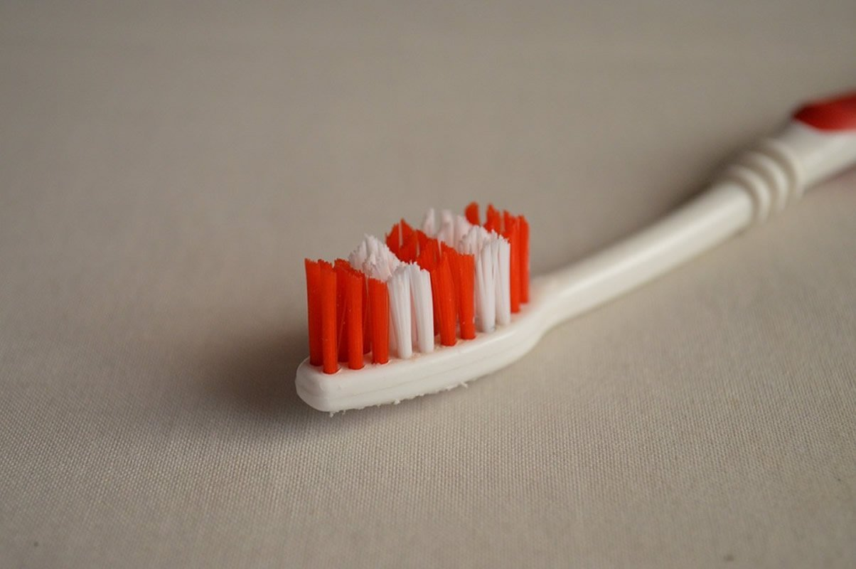 This is a toothbrush