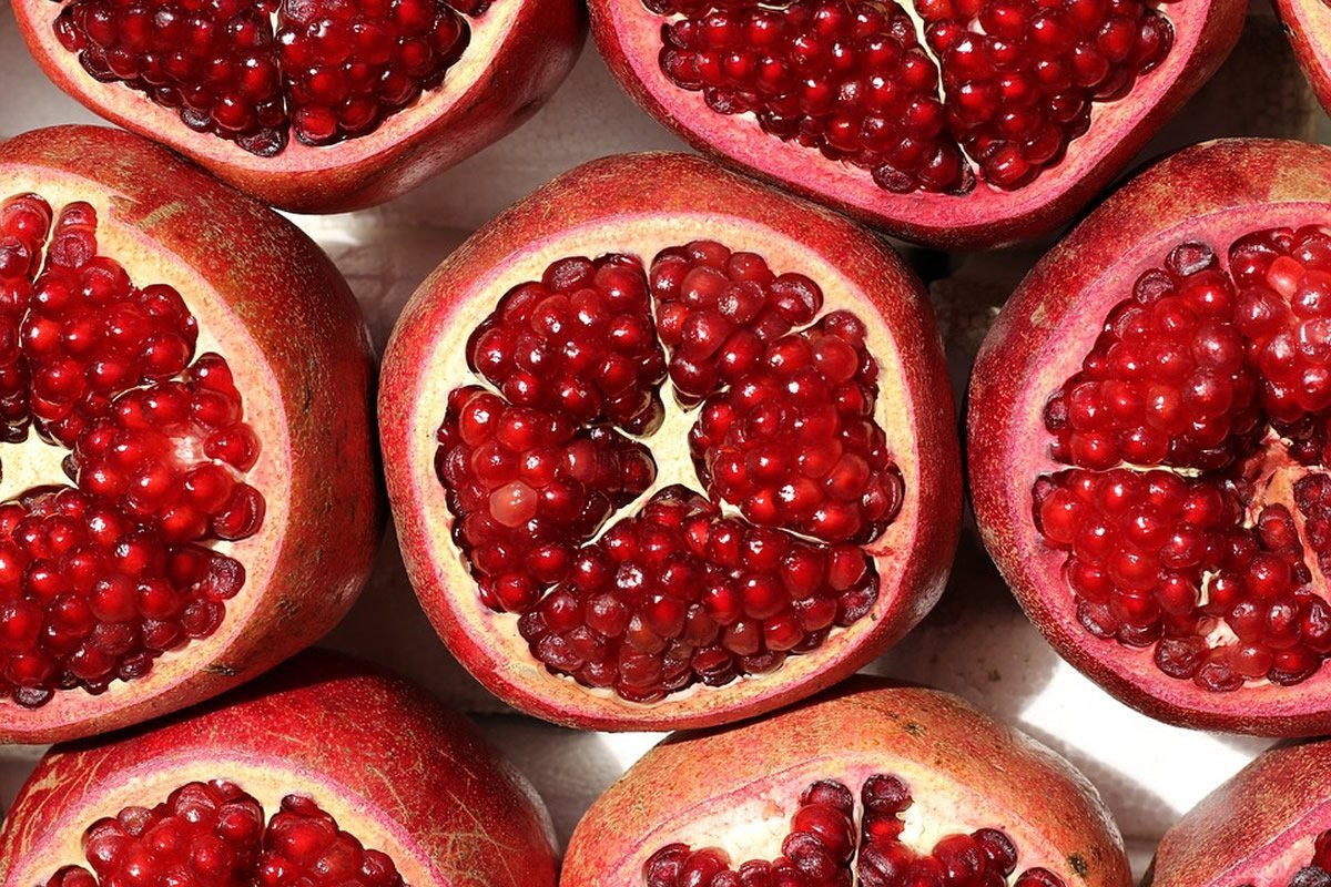 Pomegranate compound with anti-aging effects passes human trial ...