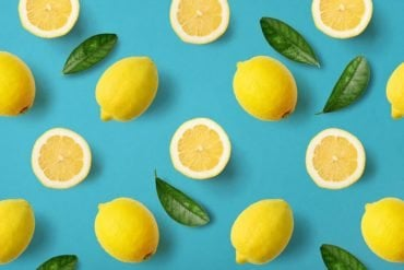This shows lots of lemons