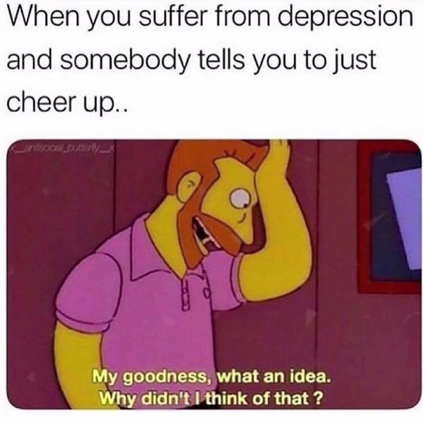 Depression Memes May Be A Coping Mechanism For People With Mental