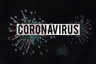 This says coronavirus