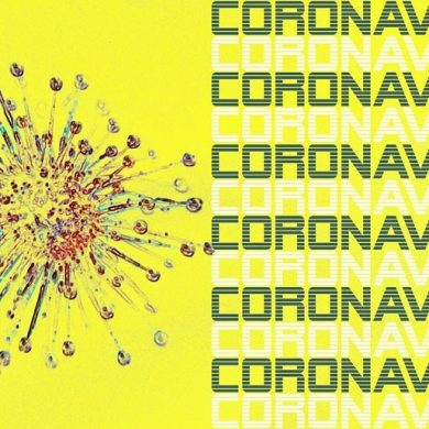 This shows the coronavirus