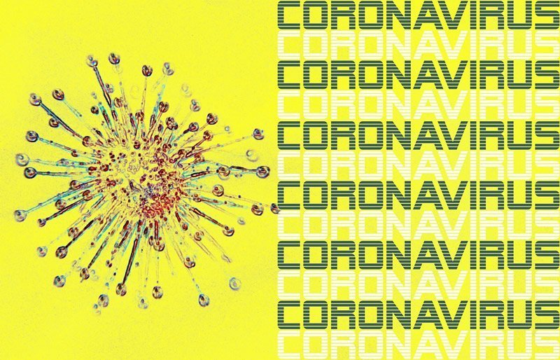 This shows the coronavirus