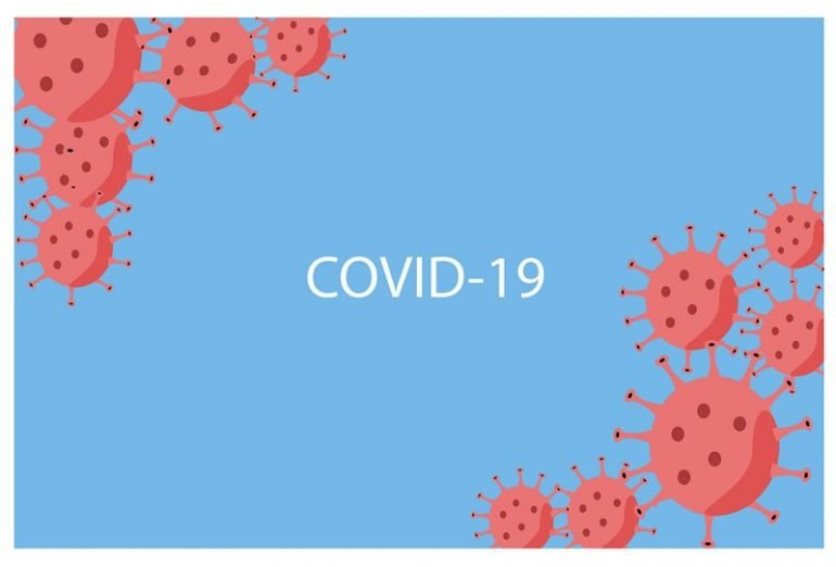 This shows covid19