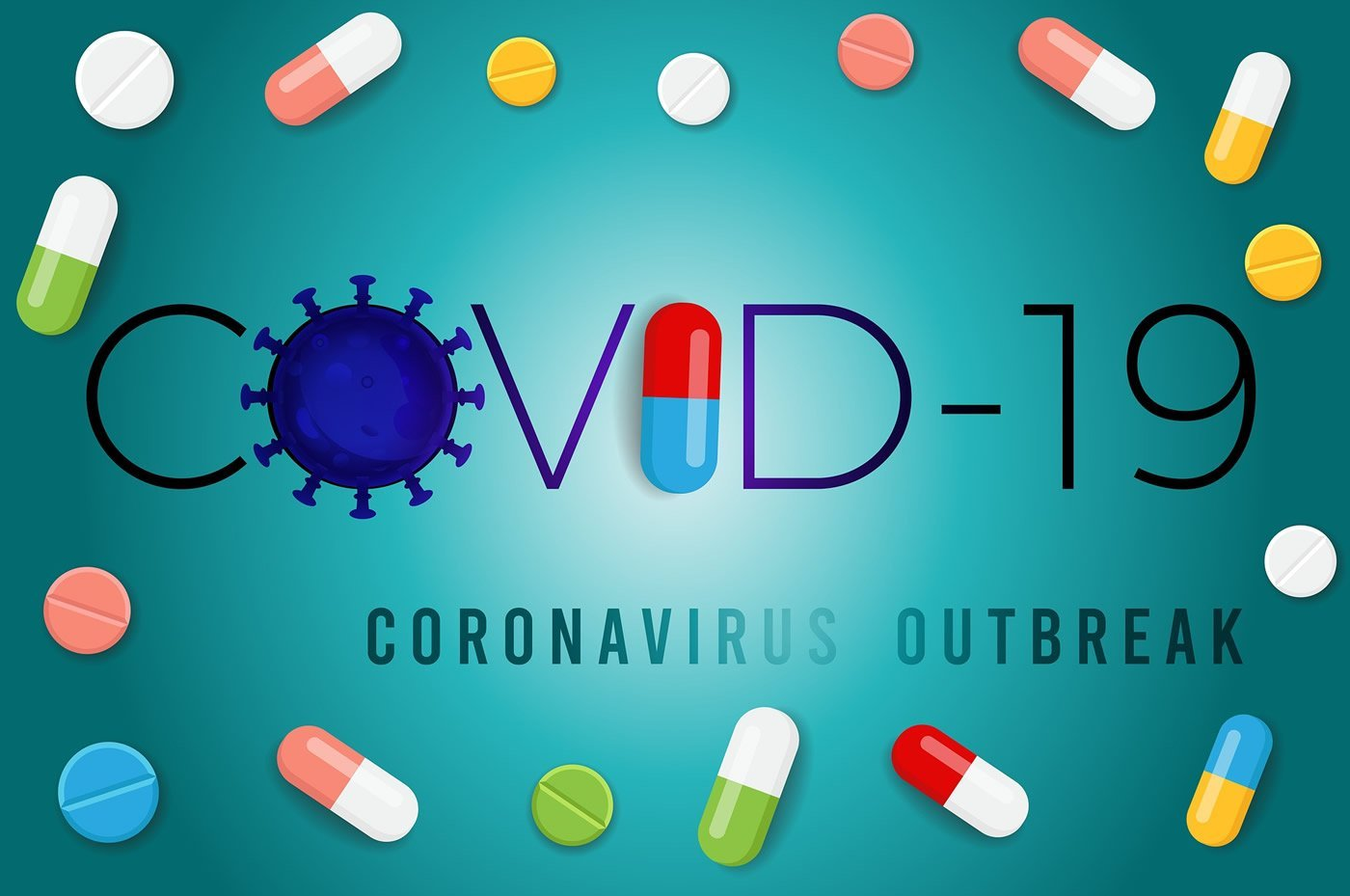 This says covid 19