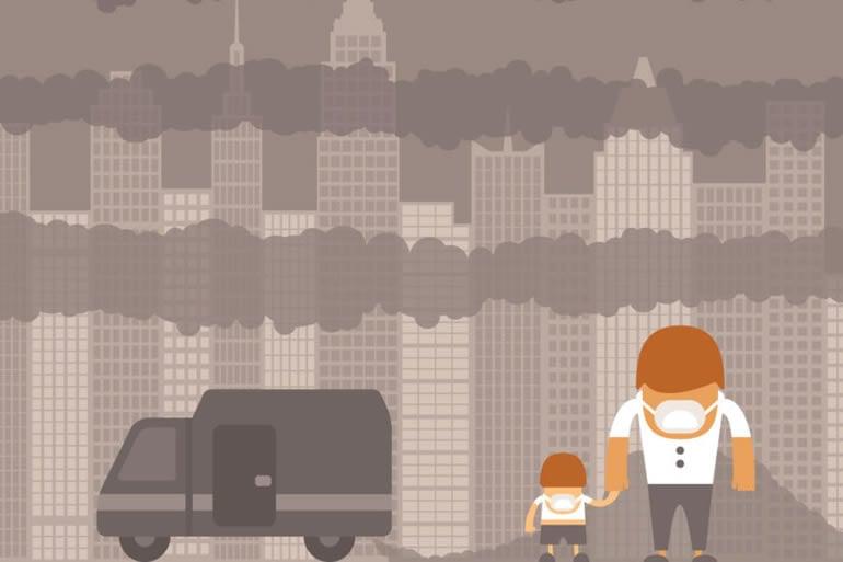 How Pollution Affects The Brain Neuroscience News