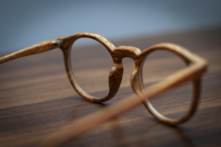 This shows a pair of glasses