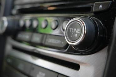 This shows a car stereo