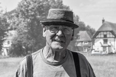 This shows an older gentleman
